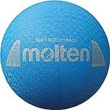 Molten S2Y1250-C - Balón de Voleibol (160 g, 210 mm de diámetro), Color Azul