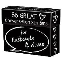 Conversation Starters for Husbands & Wives [並行輸入品]