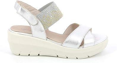 GRUNLAND SA1880 Sandalo Zeppa Donna
