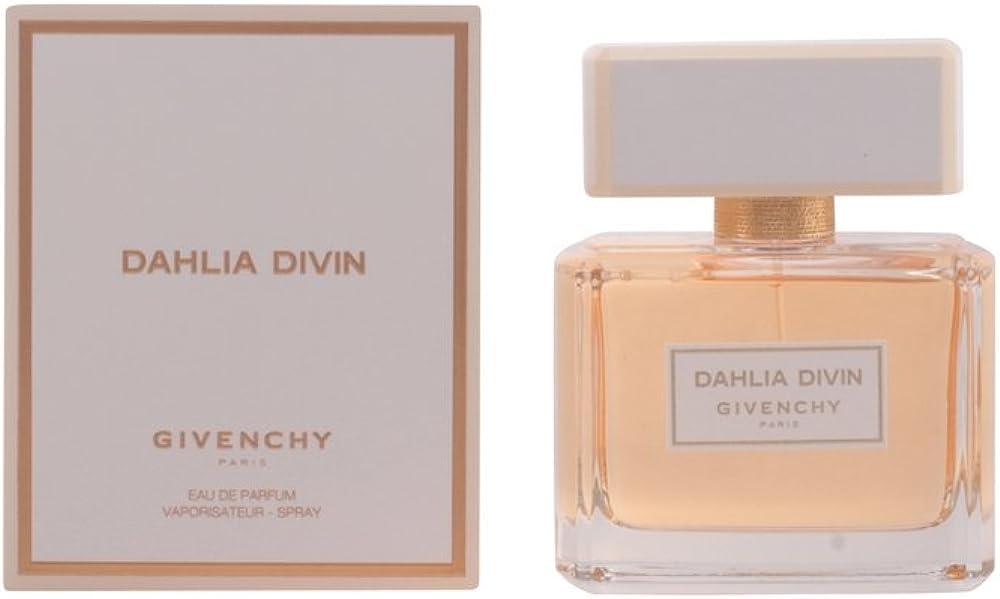 Givenchy dahlia divin, eau de parfum per donna con vaporizzatore 75 ml NLA125336