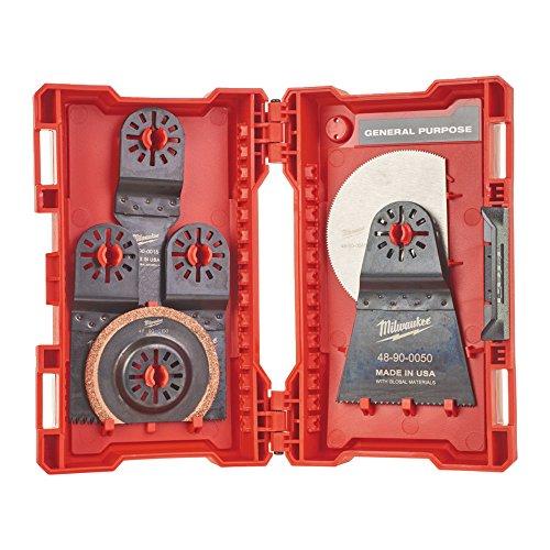Box mit 9Klingen PK28Milwaukee Multi-Tool 48901009