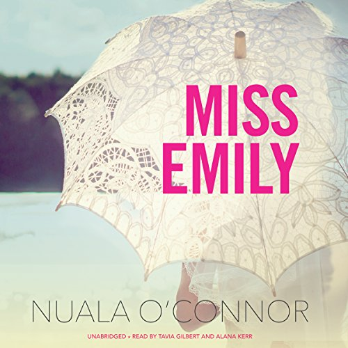 Miss Emily audiobook cover art