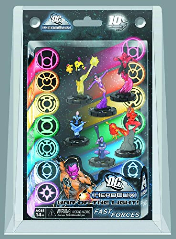Neca Wizkids 70305 - DC  75th Anniversary \ War of Light \ Fast Force 6-Pack