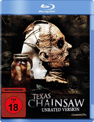 Texas Chainsaw - Unrated Version [Italia] [Blu-ray]