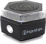 Hybridlight HEX Bluetooth Speaker, 400 Lumen Flashlight, Lantern, FM Radio,...