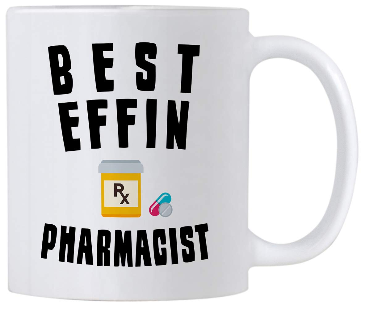 Funny Pharmacy Gifts. Best Effin Free shipping Pharmacist. Ounce Mug Super beauty product restock quality top Coffee 11