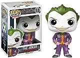A-Generic Pop! DC Comics Arkham Asylum - Figura de Vinilo Coleccionable de Joker de la Serie Toy Mov...