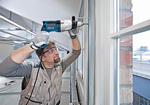 Bosch Professional Schlagbohrmaschine GSB 21-2 RE (Zusatzhandgriff, Schnellspannbohrfutter: 13 mm, Tiefenanschlag: 210 mm, Bohr-Ø in Beton: 13 - 22 mm, 1100 Watt)