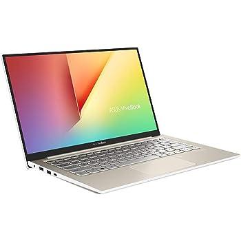ASUS VivoBook S13 S330UA (90NB0JF2-M00500) 33,7 cm (13,3 Zoll Full HD, matt) Notebook (Intel Core i7-8550U, 8GB RAM, 512GB SSD, Intel UHD-Grafik 620, Win 10 Home) gold metall