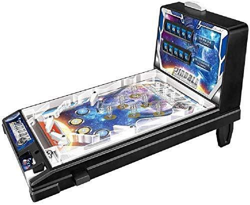 Máquina de pinball para niños,juego de pinball para niños,rompecabezas para padres e hijos,máquina de pinball,juego electrónico de super pinball,rompecabezas para padres e hijos,máquina de pinball