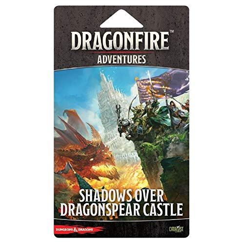 Preisvergleich Produktbild Catalyst Game Labs CAT16201 - Dragonfire: Dragonspear Castle