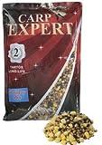Carp Expert Holiday Mix 3 Korn (Mais, Hanf, Weizen) Vorgekocht 800g Fertige Partikel Angelfutter...