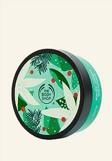 The Body Shop Winter Jasmine festive BODY BUTTER 200g Special Edition 2020 MOISTURISER WARM, SWEET VANILLA SCENT VEGAN