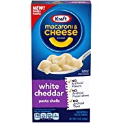 Kraft Spirals Macaroni & Cheese Dinner (5.5 oz Box)