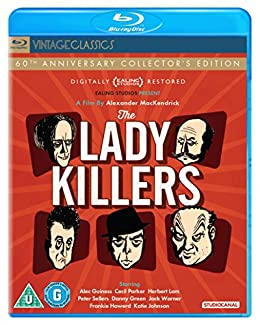 The Ladykillers - 60th Anniversary Collector's Edition