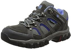 Karrimor Women's Bodmin Low IV Weathertite Trekking & Hiking Shoes, Gray (Gcb), 39 EU