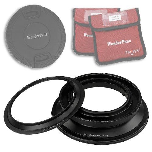 WonderPana Absolute Adaptador de Filtros para el Lente Olympus 7-14mm f/4.0 Zuiko...