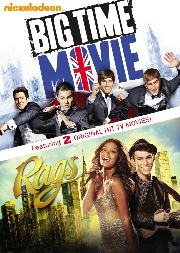 Big Time Movie & Rags / (Amar) [DVD] [Region 1] [NTSC] [US Import]