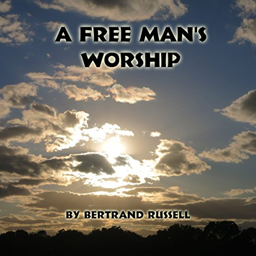 A Free Man's Worship audiobook cover art