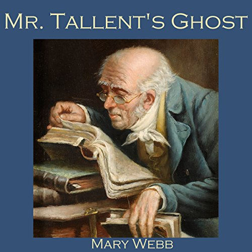 Mr. Tallent's Ghost audiobook cover art