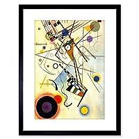 Kandinsky Composition VIII Framed Wall Art Print