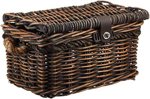 New Looxs Melbourne - Cesta para Bicicleta, Color marrón, t