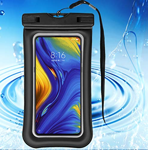 WUXINGMEILI 1pc Floatable Waterproof Phone Pouch Cases Dry Cover,...