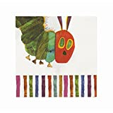 Hungry Caterpillar Party Napkins - Great For Children's Parties And Baby Showers