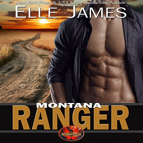 Montana Ranger audiobook cover art