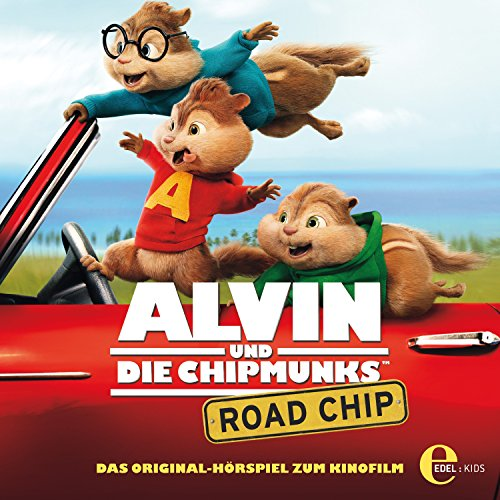 Road Chip. Das Original-Hörspiel zum Kinofilm Titelbild