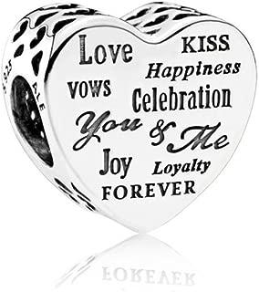Women's Celebration Heart Charm - 792060