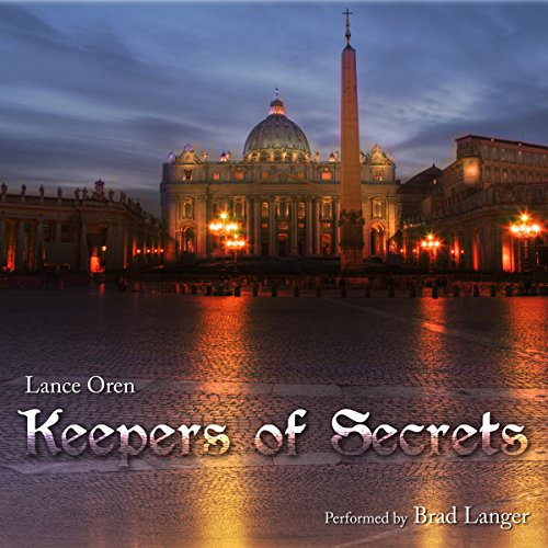 Keepers of Secrets audiobook cover art