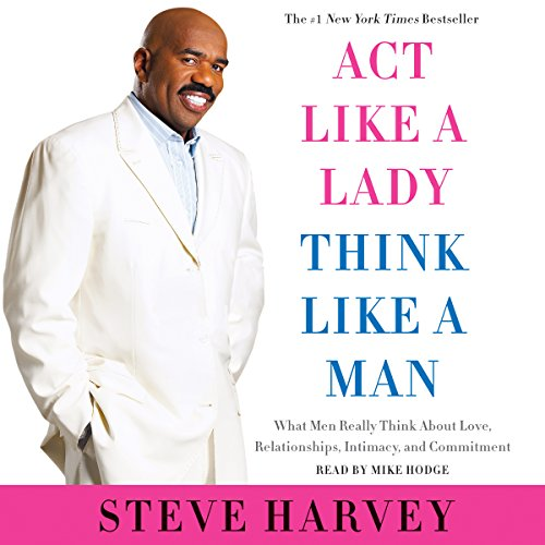 Act like a Lady, Think like a Man audiobook cover art