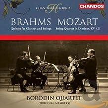 Quintet For Clarinet Strings