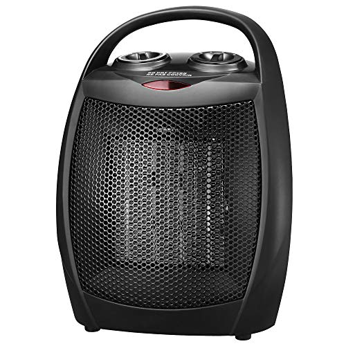Andily Compact Portable Ceramic Space Heater