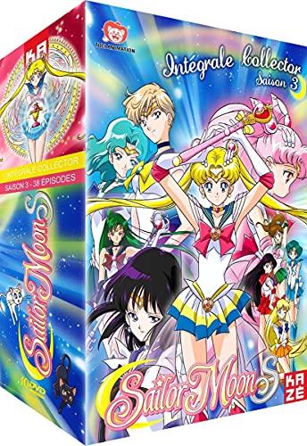 Sailor Moon S-Intégrale Saison 3 [Édition Collector]