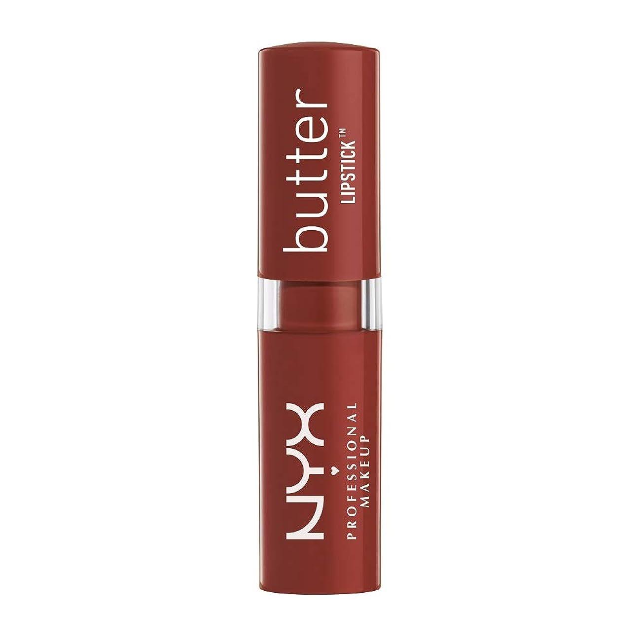 リーオズワルド規制NYX(ニックス) バター リップスティック 24 カラーライプ ベリー