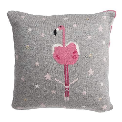 Sophie Allport Flamingos Cushion