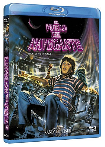 El Vuelo del Navegante BD 1986 Flight of the Navigator [Blu-ray]