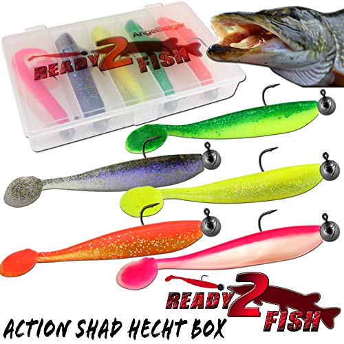 Angel-Berger Ready2Fish Action Shad Bild