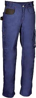 Cofra V421-0-04.Z48 Walklander - Pantalones de Trabajo (Talla 48), Color Gris y Negro, Multicolor, V421-0-04.Z42