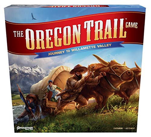 The Oregon Trail: Journey to Willamette Valley by Pressman
