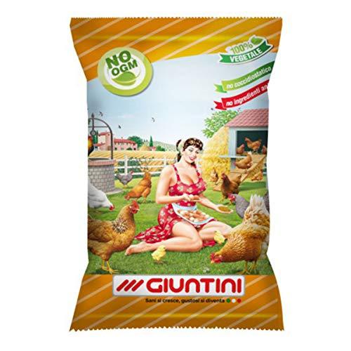Giuntini Linea Agri Coccodoro 25kg Micronizzato No OGM No COCCIDIOSTATICO mangime per Galline...