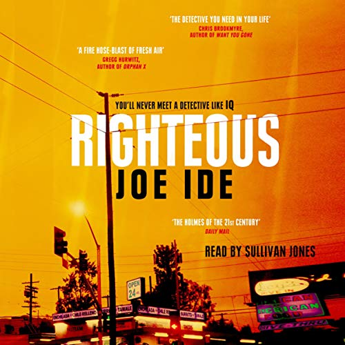 Righteous cover art