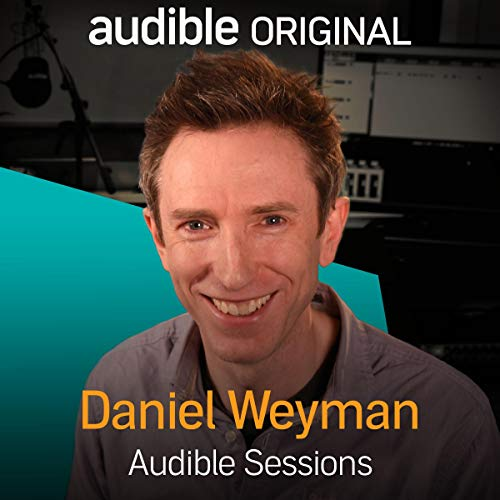 Daniel Weyman audiobook cover art