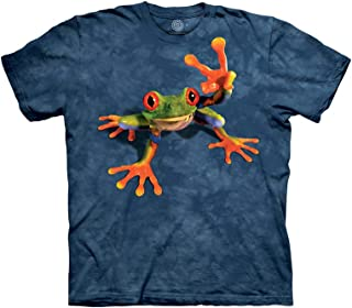 100% Cotton Victory Frog Youth T-Shirt (Small)