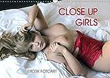 Erotik Fotoart Close Up Girls (Wandkalender 2021 DIN A3 quer)