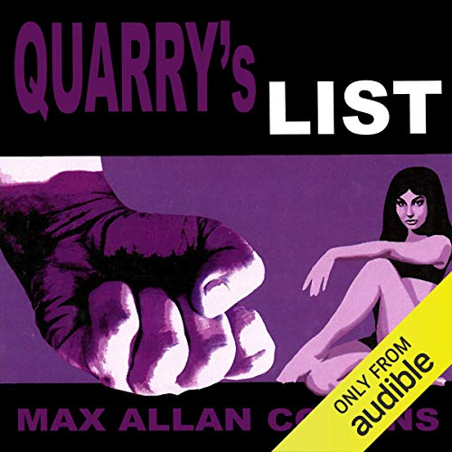 Quarry's List cover art
