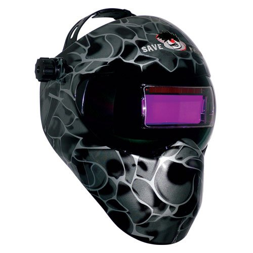 Save Phace 3010059 Black Asp Gen X Welding Mask