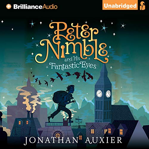 Peter Nimble and His Fantastic Eyes cover art